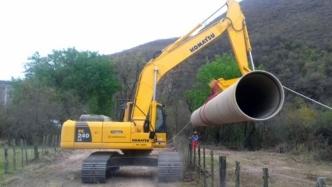 Salta | Se llamó a licitación para concluir el acueducto de Campo Alegre