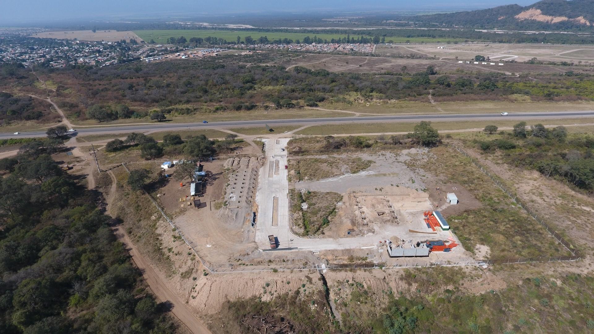 La construcción de un Centro Ambiental en Jujuy está a cargo de 3a Constructora