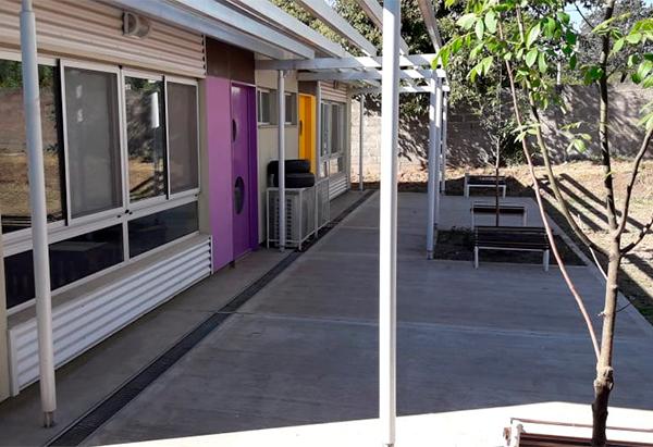 Una nueva escuela para 220 niños salteños