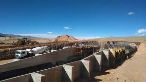 Avanza construcción del túnel en San Antonio de los Cobres